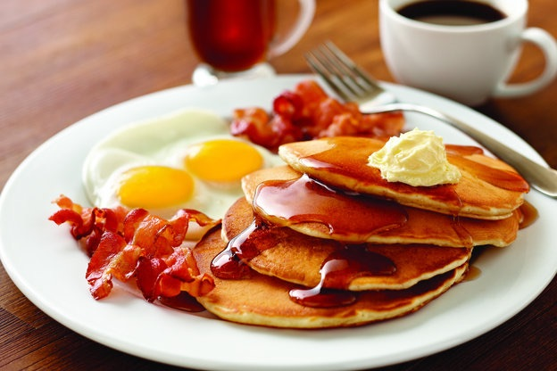 Men's Breakfast – July 25th