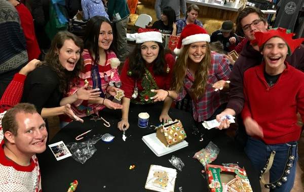 High School Christmas Party 2015