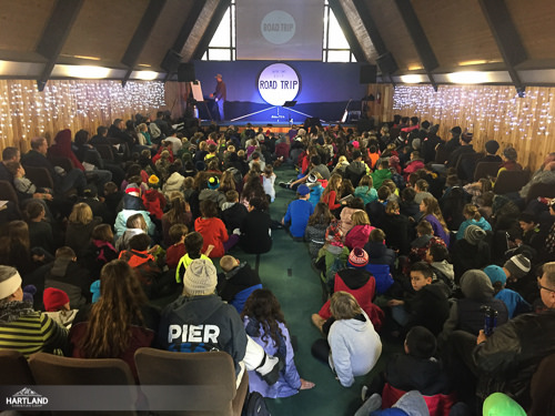 Winter Camp @Hartland Christian Camp