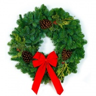 """Send a Kid to Camp"" Holiday Wreaths!"